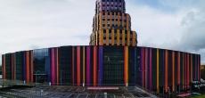 В Видном завершено строительство ТРЦ с офисами и апартаментами