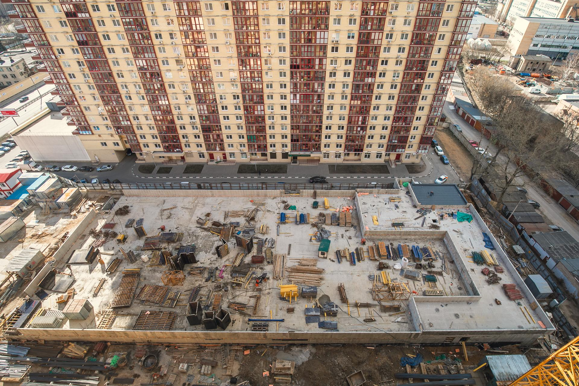 Фото ЖК Золотые ворота 2019