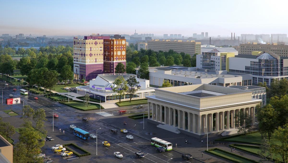 Фото ЖК Putilov AVENIR
