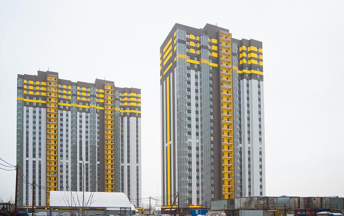 Группа ЛСР завершила проект ЖК комфорт-класса «София» на территории бывшего завода «Керамика»