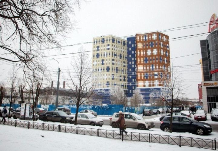 На рынке апартаментов в Петербурге стремительно уменьшается предложение. А цены растут