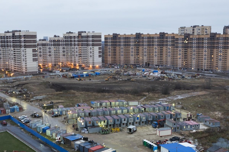ГК ЦДС  получила разрешение на строительство нового ЖК в Мурино, рядом с ЖК «Муринский Посад»