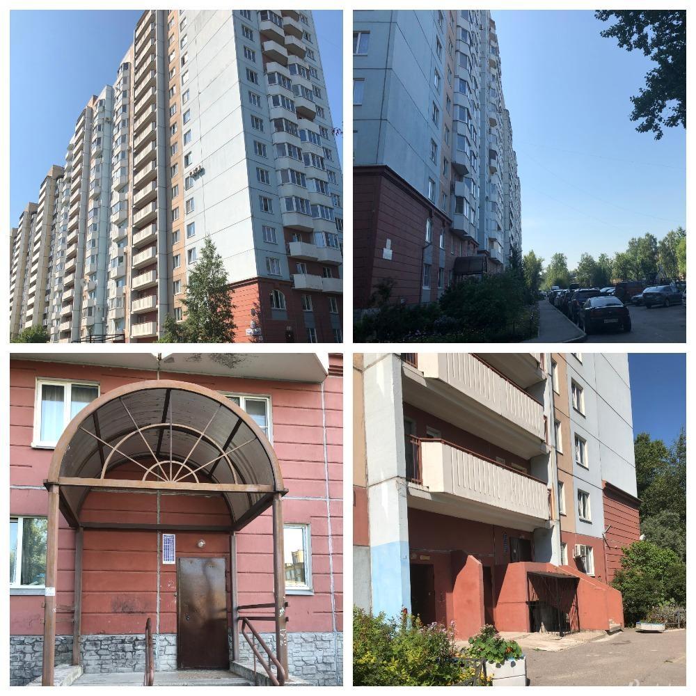 Продажа 3-комн. квартиры на вторичном рынке Тамбасова ул ,  д. 13к3,  к. 3