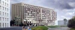 Компания AAG представила проект ЖК месте приюта на Чёрной речке, 1