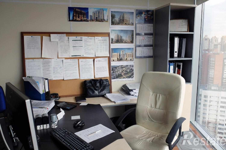 Офис застройщика: компания AAG, вид изнутри