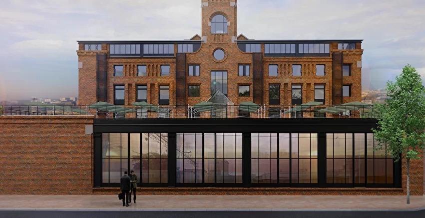 «Колди» построит у Павелецкого вокзала офисный центр