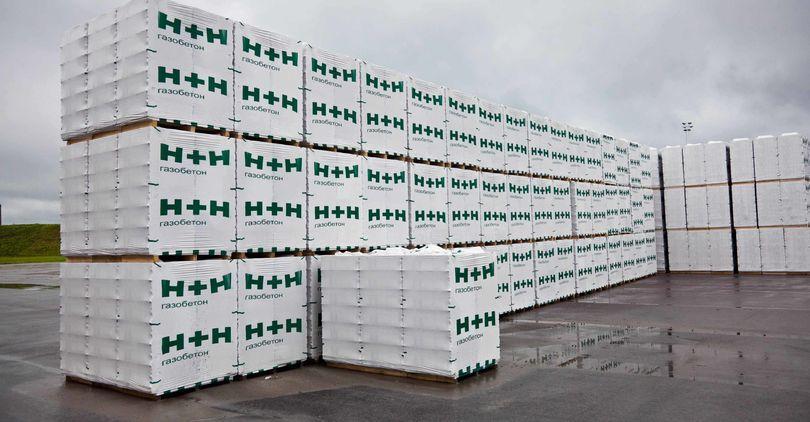 Компания H+H прошла ежегодную надзорную экспертизу европейского стандарта для поставок продукции в Европу