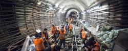 Темпы строительства столичного метро ниже заявленных, стоимость – выше