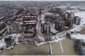 Группа SRV в марте откроет продажи в трех новых жилых домах в Выборге на набережной Чичагова