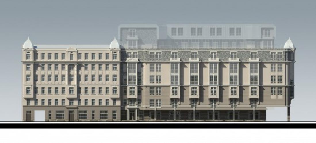 Проект апартаментов в типографии Бухарина завис в неопределенности