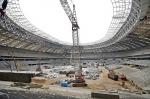 В 2017 году в Москве планируется ввести в эксплуатацию более полусотни спортивных объектов