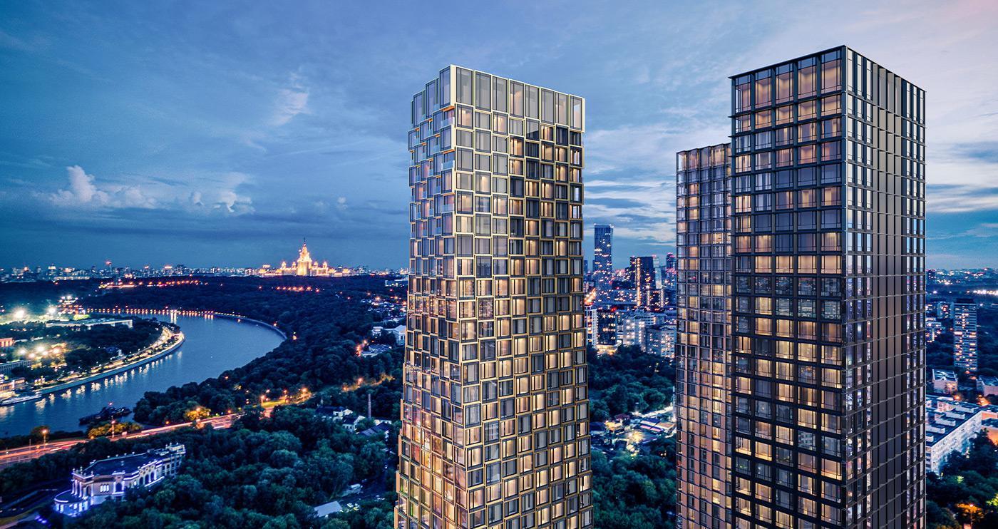 ЖК Hide в Москве от MR Group - цены, планировки квартир