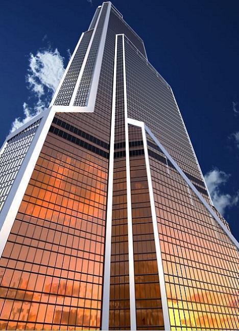 Фотография. Меркурий Сити от компании Liedel Investments Limited