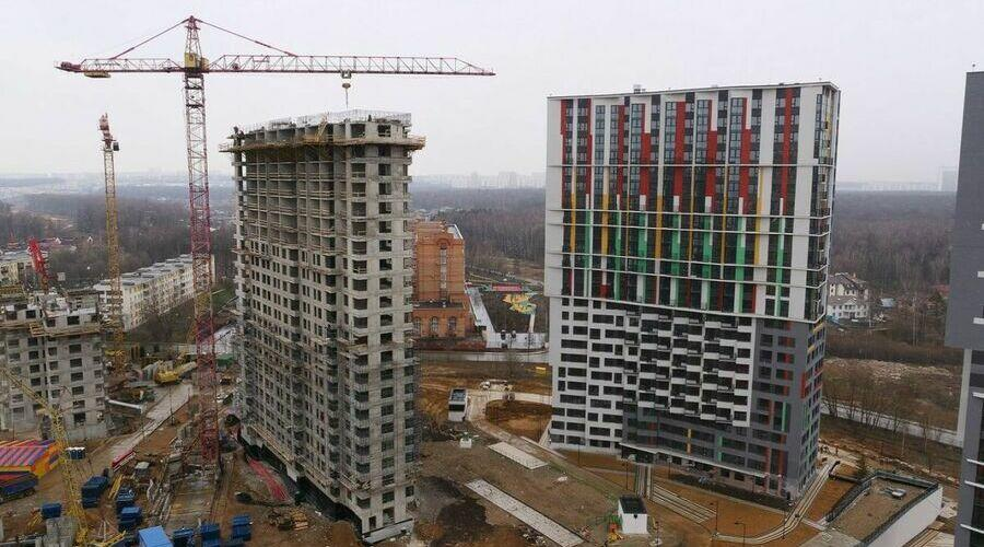 В Новой Москве планируется вводить по 400 тыс. кв.м недвижимости в год