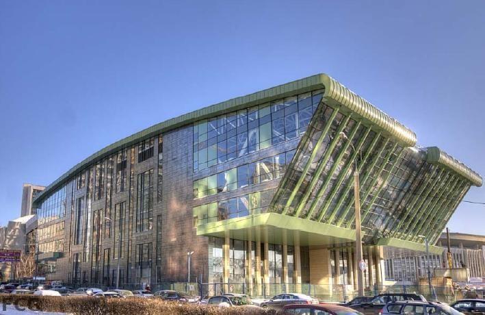 В Москве вырос объем ввода офисных площадей