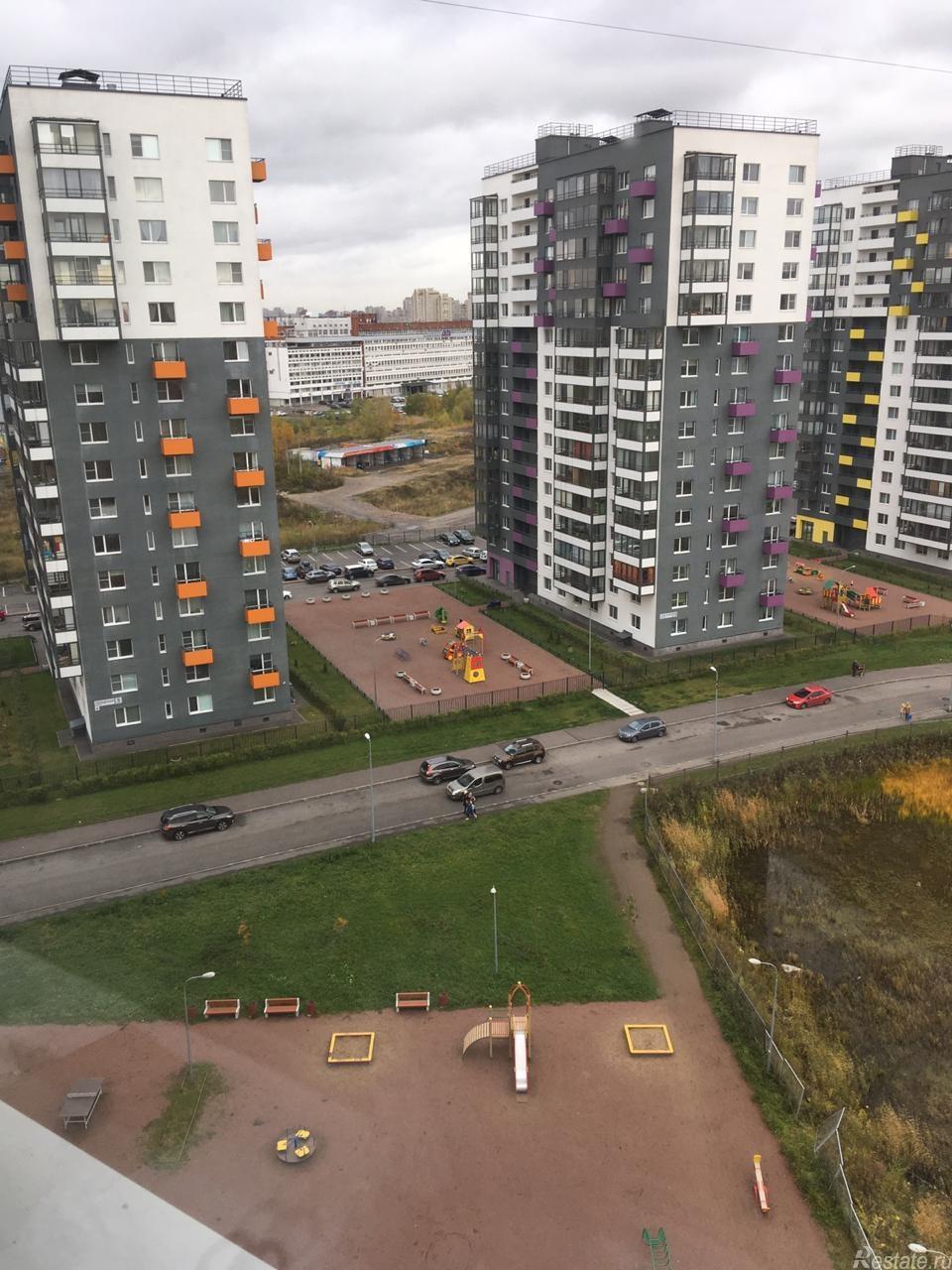 Продать Квартиры вторичка Санкт-Петербург,  Невский,  Новочеркасская, Еремеева ул
