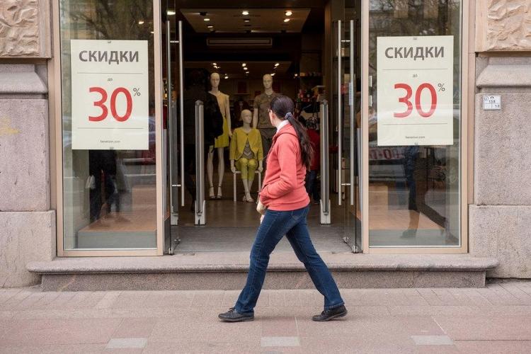 В петербургском стрит-ритейле зафиксирован максимальный уровень вакантности за 5 лет
