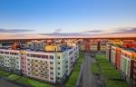 Компания «Главстрой-СПб» добавит к микрорайону «Юнтолово» еще семь новых домов