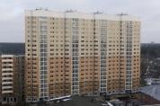 Фото ЖК Микрорайон №25 в Балашихе от СУ-155. Жилой комплекс