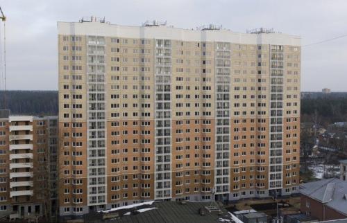 ЖК Микрорайон №25 в Балашихе от компании СУ-155