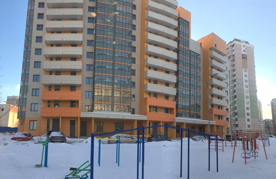 Фото ЖК Мой адрес в Медведково