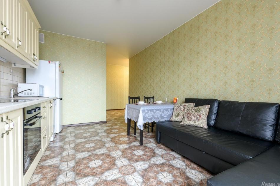 Аренда 1-комн квартиры на вторичном рынке Полтавский проезд,  д. 9,  к. 1