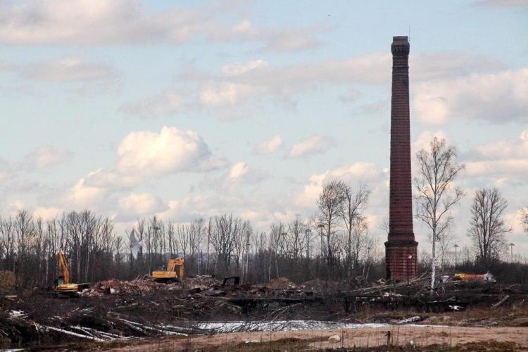 Госкорпорация «Ростех» планирует продать под жилое строительство 35 га земли оборонного завода на Охте