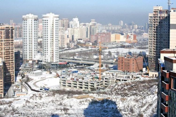 По предварительным подсчетам, объем ввода жилья в России по итогам 2017 года упал на 2% относительно предыдущего года