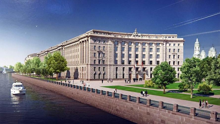 Подрядчик Судебного квартала в Петербурге стал частью государственной тайны