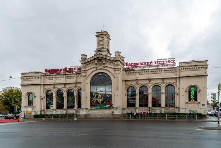 У ТРК Варшавский экспресс построят новый бизнес-центр