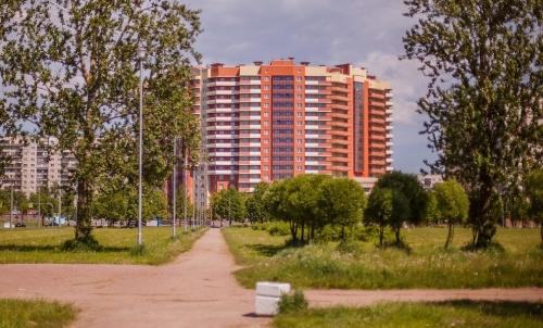 ЖК Кристалл Полюстрово от компании Группа Эталон ЛенСпецСму