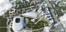 Галс-Девелопмент подписал договор с УК «Динамо» на сопровождение проекта Академия спорта «Динамо»
