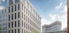 Группа «Эталон» получила разрешение на строительство второй очереди ЖК бизнес-класса «Серебряный фонтан»