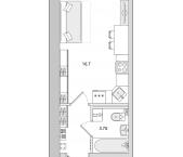 Продать Квартиры в новостройке г. пр. Пискаревский, д. 25