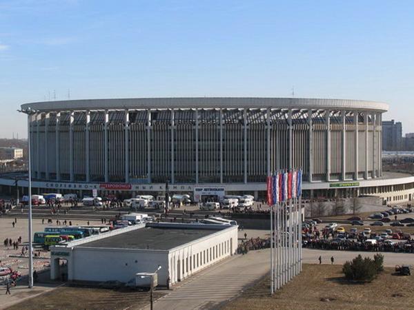 Правительство РФ передает Петербургский СКК от Минспорта РФ в собственность города