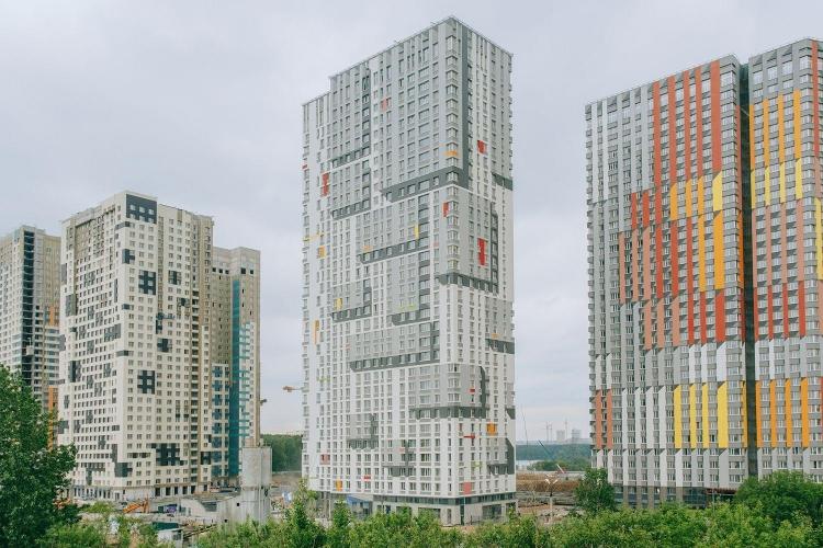 Три корпуса квартала «Спутник» введены в эксплуатацию