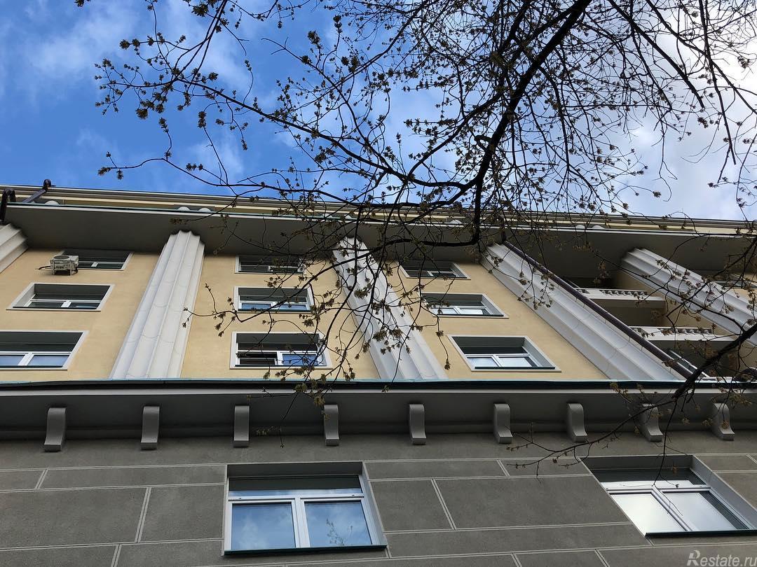 Продать Квартиры вторичка Москва,  Пресненский,  Маяковская, Красина переулок