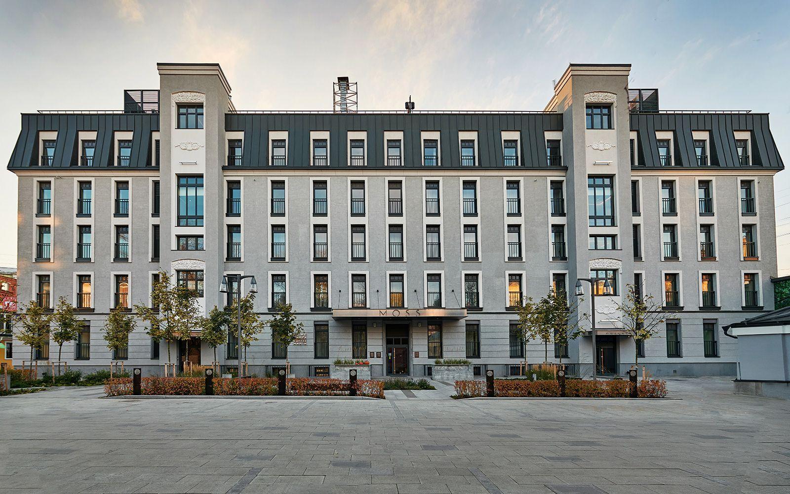 Фото ЖК MOSS Apartments