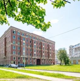 Продажа 3-комн элитного жилья Морской пр-кт,  д. 29