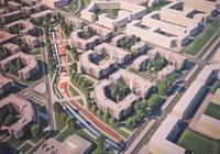 В Петербурге началось высвобождение земли под строительство ЖК «Город Цветов»