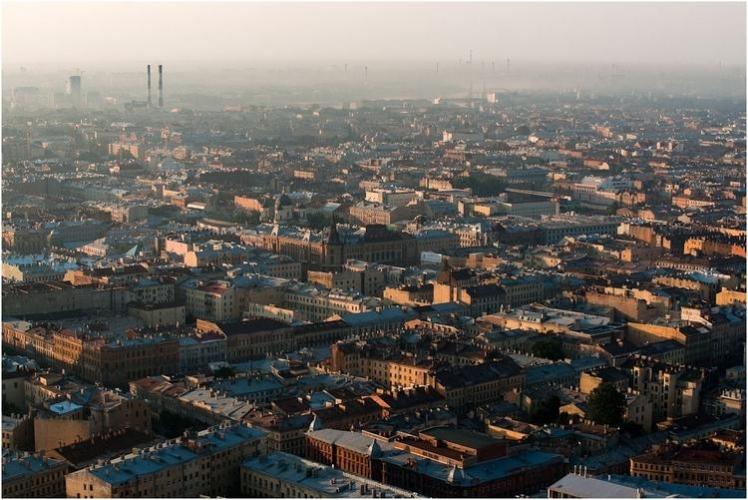 На следующей неделе в Петербурге вступят в силу новые нормативы градостроительного проектирования