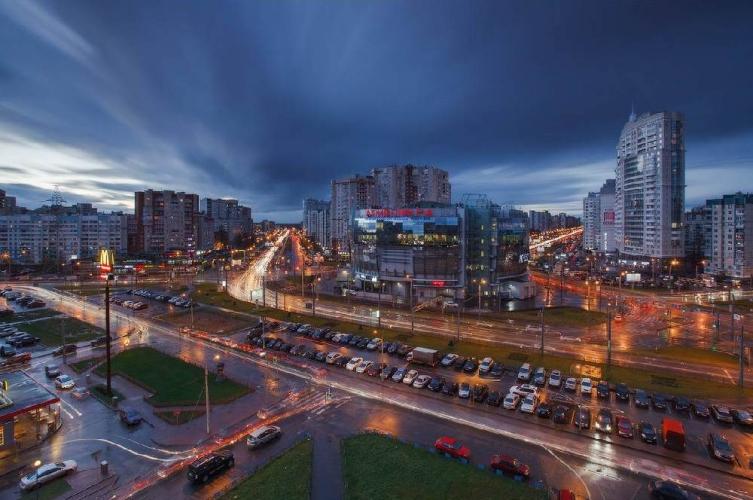 Самый большой объем предложения на вторичном рынке Петербурга – в Приморском, Невском и Выборгском районах