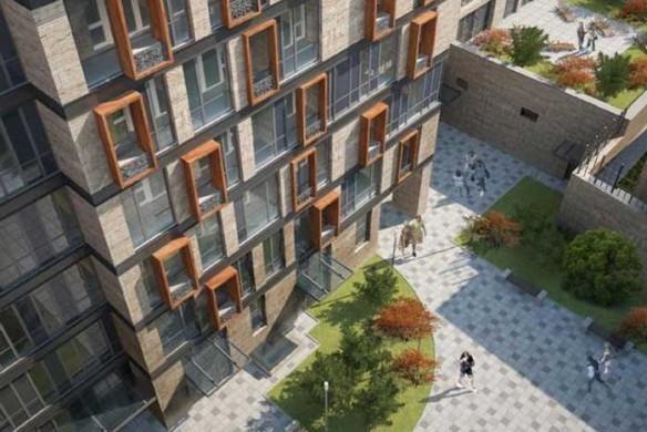 Компания State Development готовит к выводу на рынок квартиры в элитном ЖК «Луна» в составе кластера «АртКвартал»
