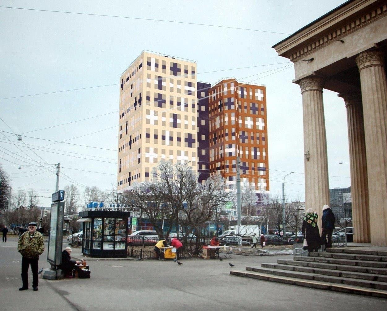 Фото ЖК Putilov Apart