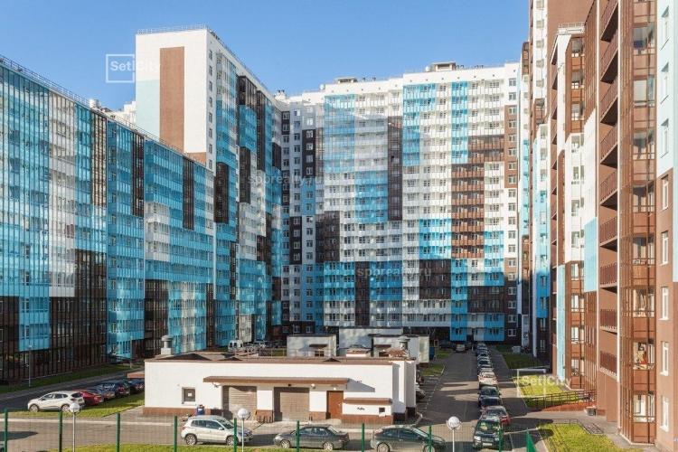 Названы самые продаваемые новостройки Петербурга в комфорт-классе