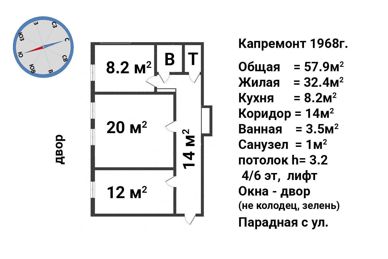 Продать Квартиры вторичка Санкт-Петербург,  Адмиралтейский,  Сенная площадь, Грибоедова Канала наб