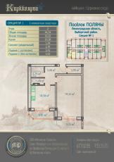 Фото планировки Кирккоярви от Корпорация Мегаполис. Жилой комплекс