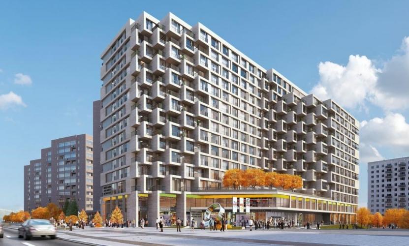 Компания «Сити-XXI век» планирует построить МФК на месте бизнес-центра на Проспекте Мира