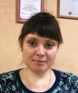 Старостина Надежда Владимировна