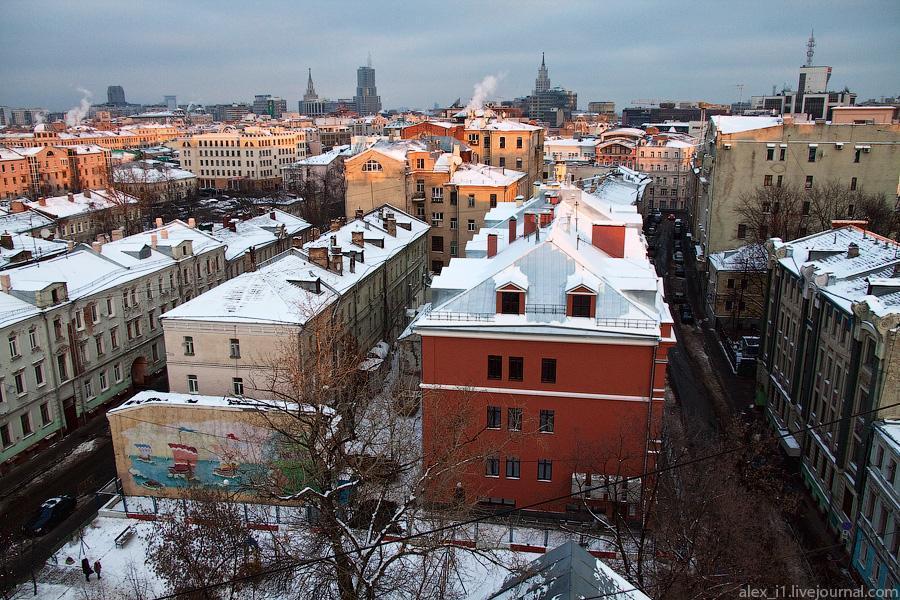 Фото ЖК Дом в Печатниковом переулке 19